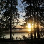フィンランドの湖