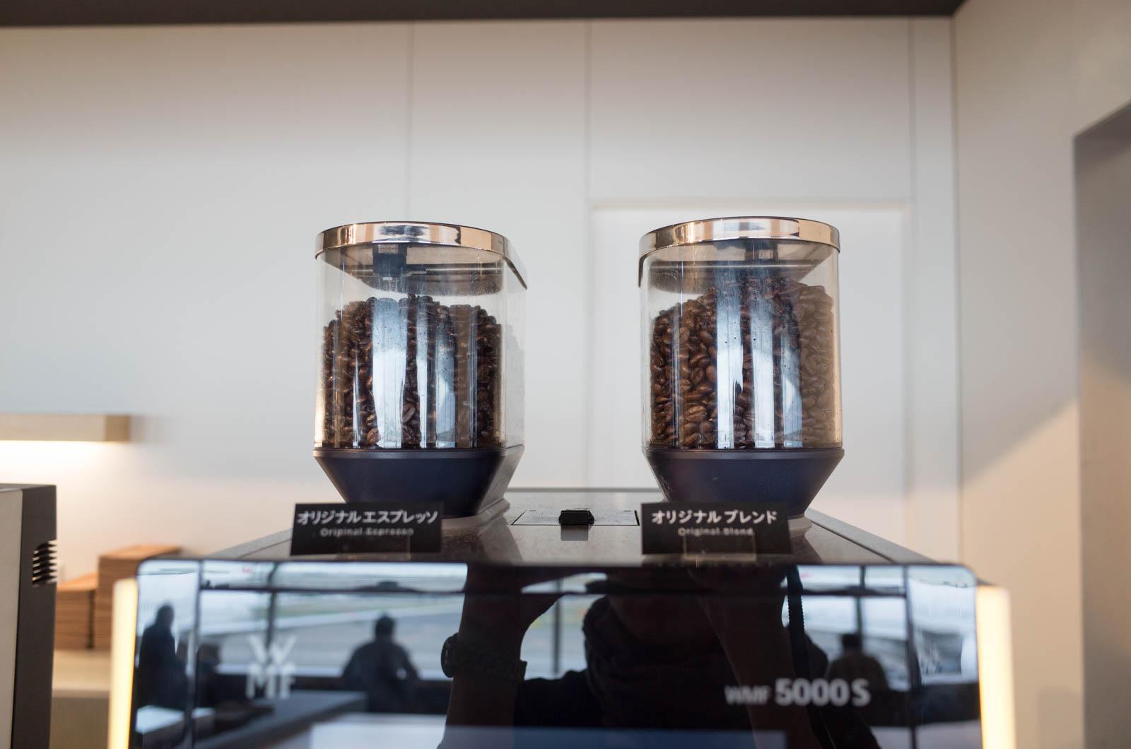 コーヒー豆はオリジナル