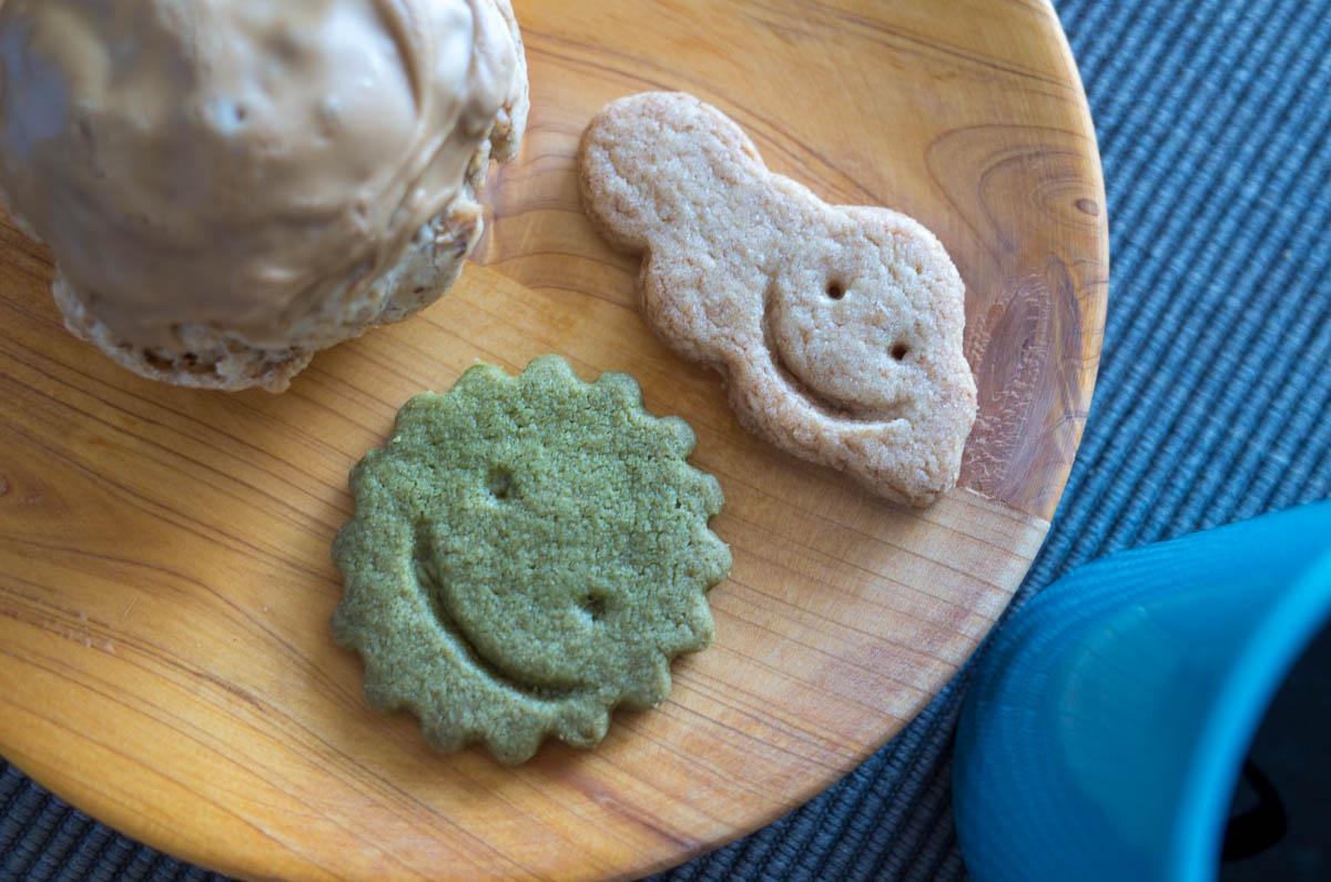 クルのクッキー